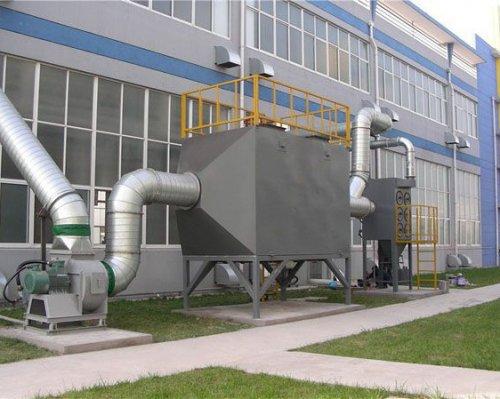 河北邯郸大气污染防治工作水泥厂脱硫除